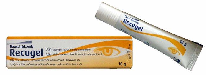Spirit Medical Viskózní gel Recugel 10 gramů