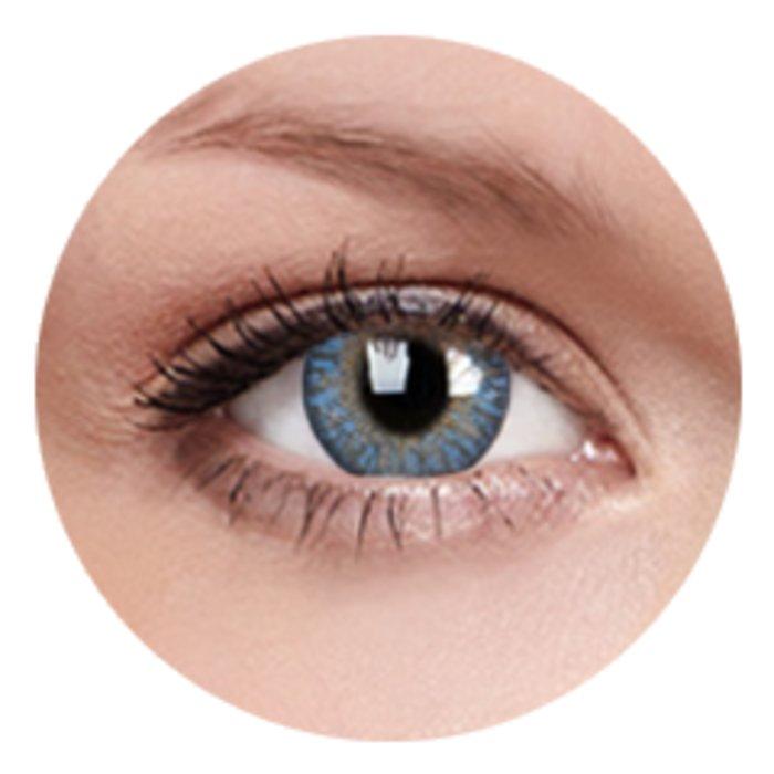 maxvue vision ColourVue Trublends One-Day - Blue dioptrické (10 čoček) Dioptrie -6,00, Zakřivení 8.6
