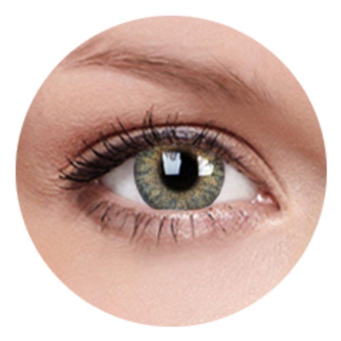 maxvue vision ColourVue Trublends One-Day - Brown dioptrické (10 čoček) Dioptrie -6,00, Zakřivení 8.6