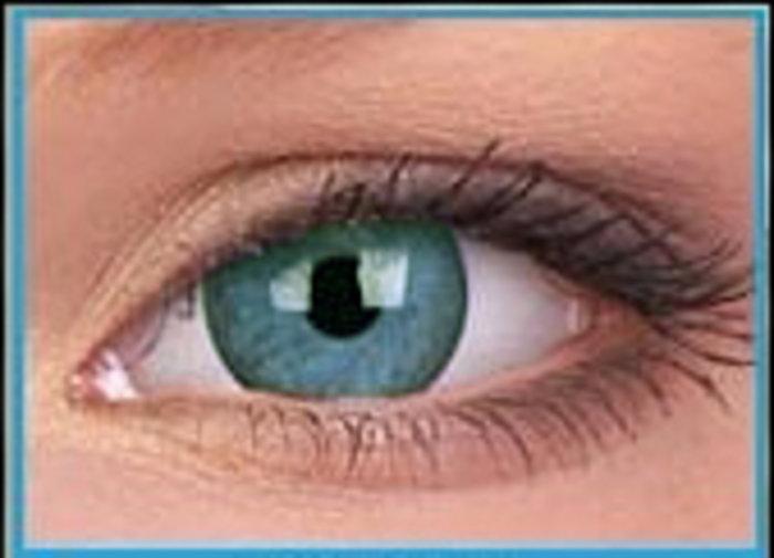 maxvue vision SoftColours - Aqua (2 měsíční čočky) - nedioptrické