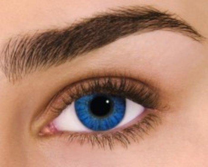 Alcon Air Optix Colors - Brilliant Blue (2 čočky měsíční) - nedioptrické