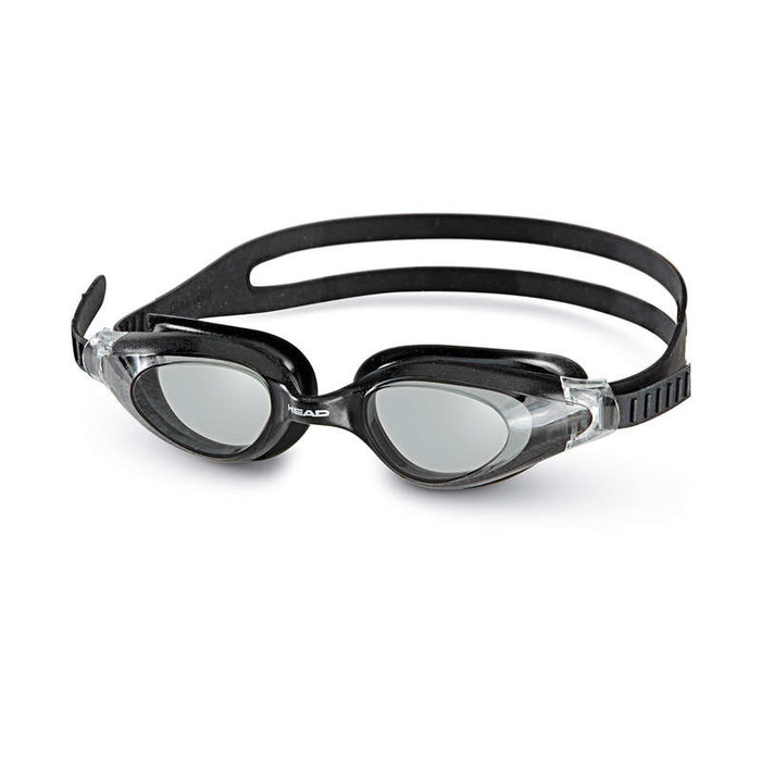HEAD HEAD Goggle Cyclone - plavecké brýle černé/smoke