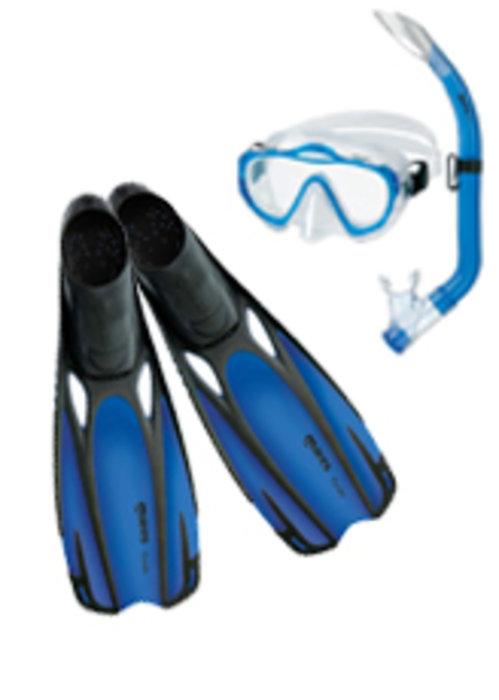 Mares Mares Aquazone SHARKY set modrý