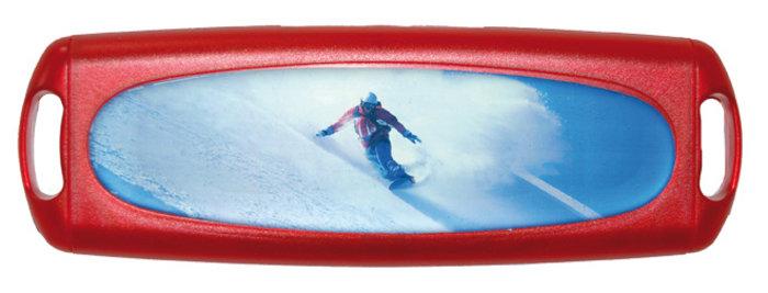 OPTIPAK LIMITED Pouzdro na jednodenní čočky - Snowboard