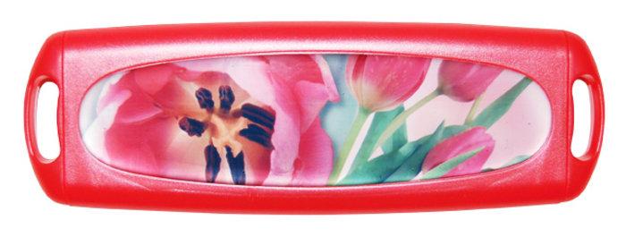 OPTIPAK LIMITED Pouzdro na jednodenní čočky - Tulipán