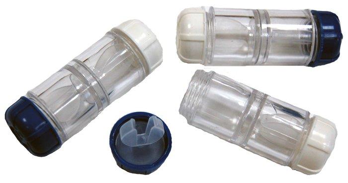 OPTIPAK LIMITED Pouzdro na tvrdé kontaktní čočky