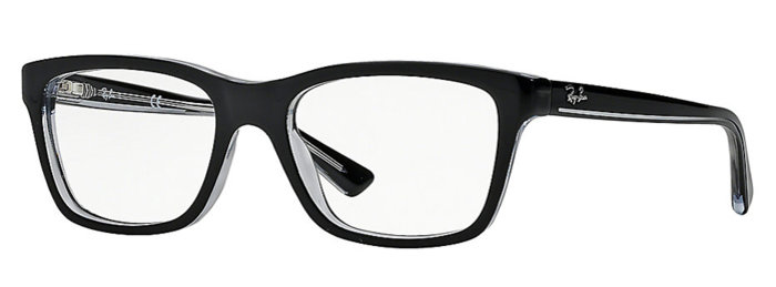 Dětské dioptrické brýle Ray-Ban 1536 3529
