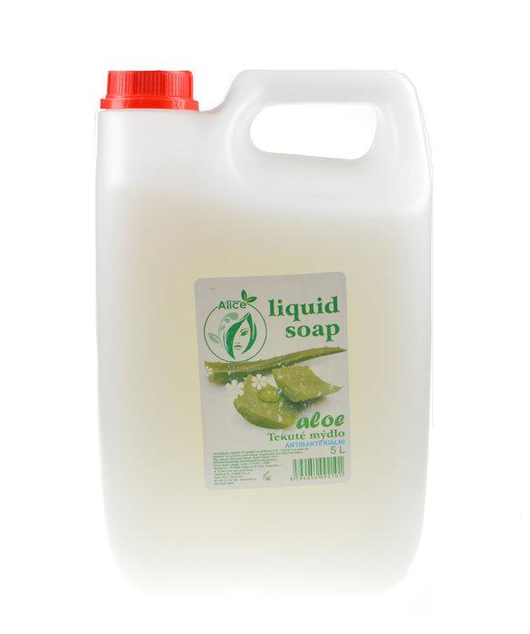 PW Kamal Antibakteriální mýdlo Aloe 5l