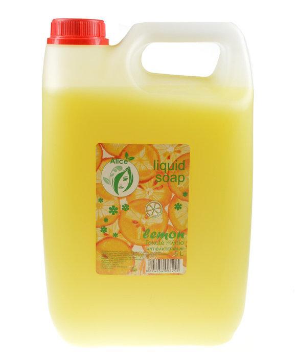 PW Kamal Antibakteriální mýdlo Lemon 5l