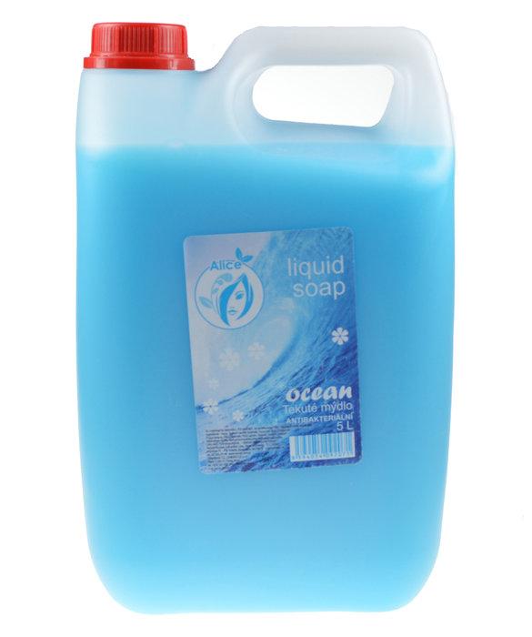 PW Kamal Antibakteriální mýdlo Ocean 5l