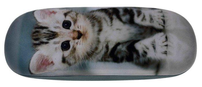 SUNGWANG OPTIC Pouzdro na brýle klasické - kotě