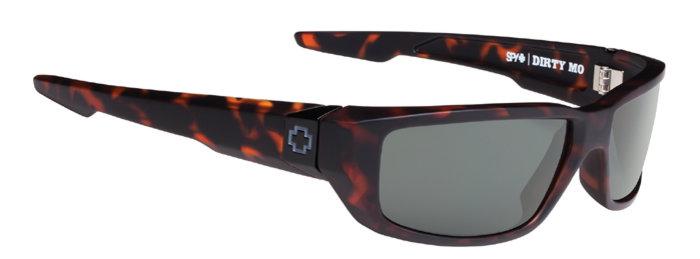 spy optic SPY sluneční brýle DIRTY MO Matte Camo Tort - happy