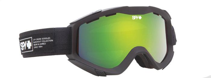 Spy Optic SPY Lyžařské brýle ZED - Nocturnal Green