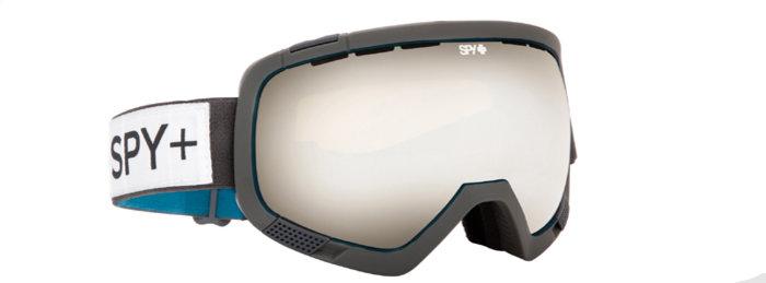 spy optic SPY Lyžařské brýle PLATOON - Greystone