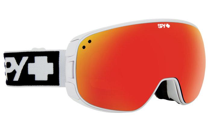 spy optic SPY Lyžařské brýle BRAVO - MT.White Red