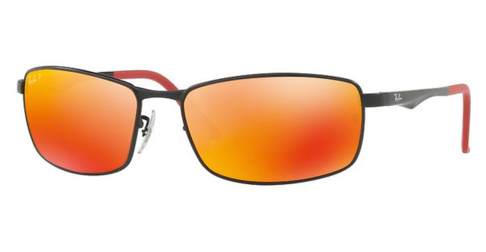 Sluneční brýle Ray Ban RB 3498 006/6S - polarizační