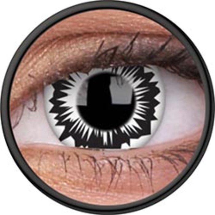 Maxvue Vision ColourVue Crazy čočky - Northstar (2 ks roční) - nedioptrické
