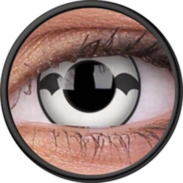 Maxvue Vision ColourVue Crazy čočky - Poltergeist (2 ks roční) - nedioptrické