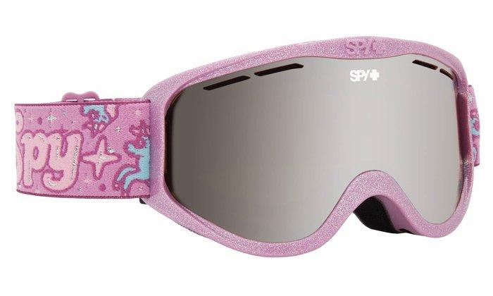 Spy Optic SPY Lyžařské brýle CADET Unicorn Silver